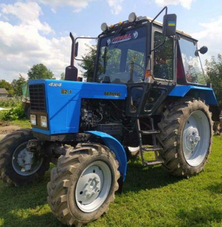 ПРОДАМ трактор мтз-82 срочно...