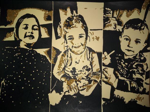 Portrete Copii
