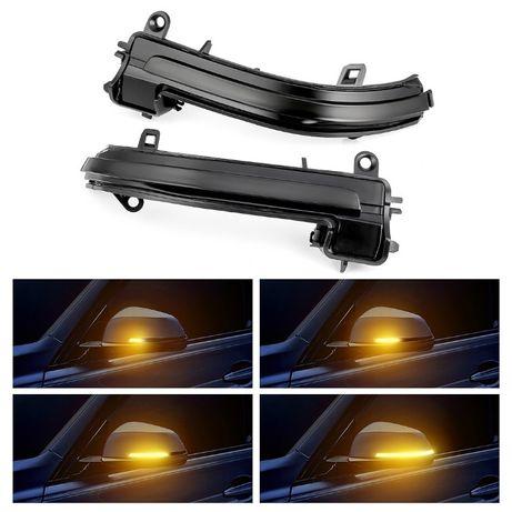 Set semnalizare dinamica oglinda laterala BMW F20 F30 F31 F21 F22 F23