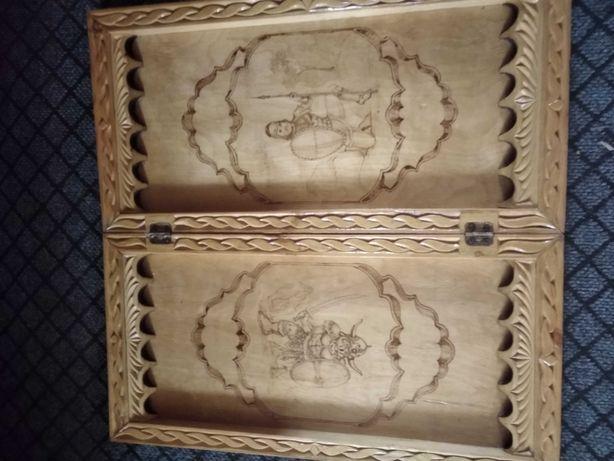Продаю деревянные нарды