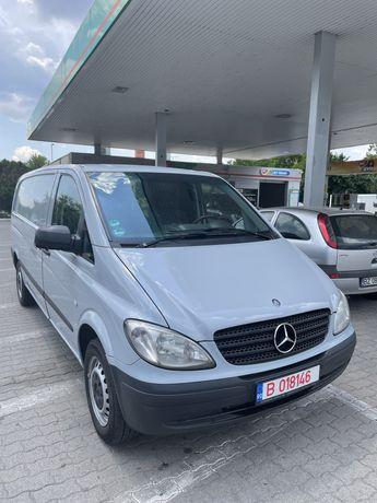 Mercedes Vito Extra Long 2,2