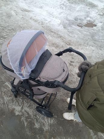 продам каляску для новорожденных