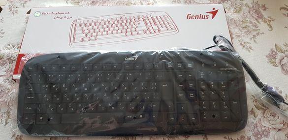 "Клавиатура  "" Genius"" за компютър"