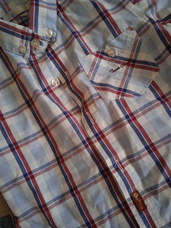 Рубашка на 2-4 года