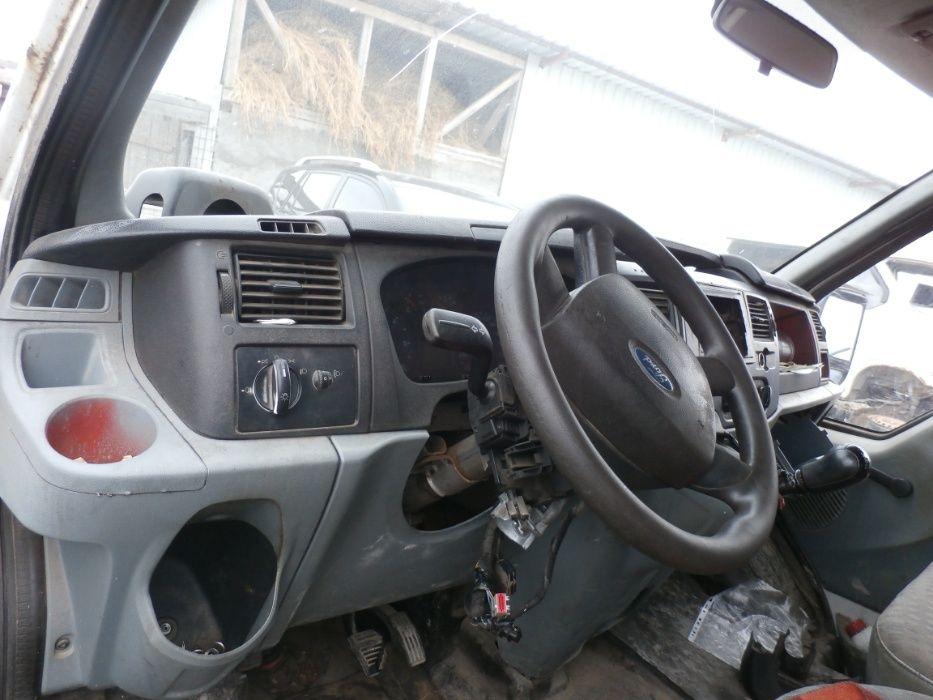 dezmembrez ford transit 2007 punte dubla Pascani - imagine 1