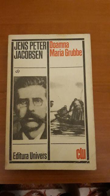 Doamna Maria Grubbe - Jens Peter Jacobsen