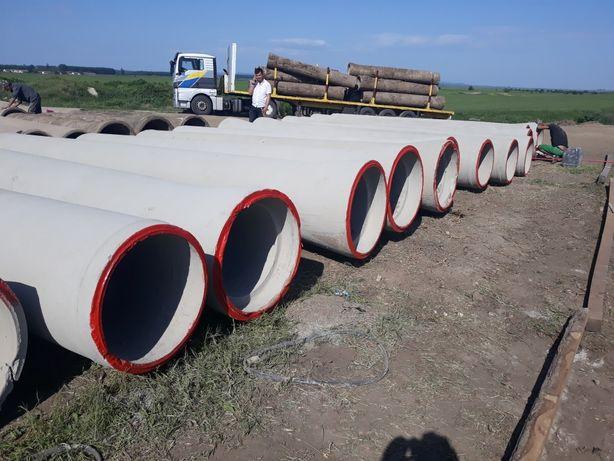 am tuburi din beton armat