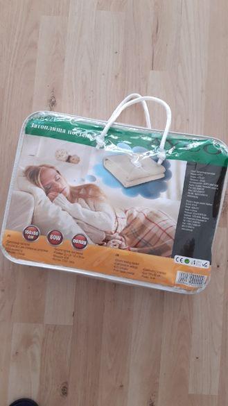 Затопляща постелка електрическо одеяло