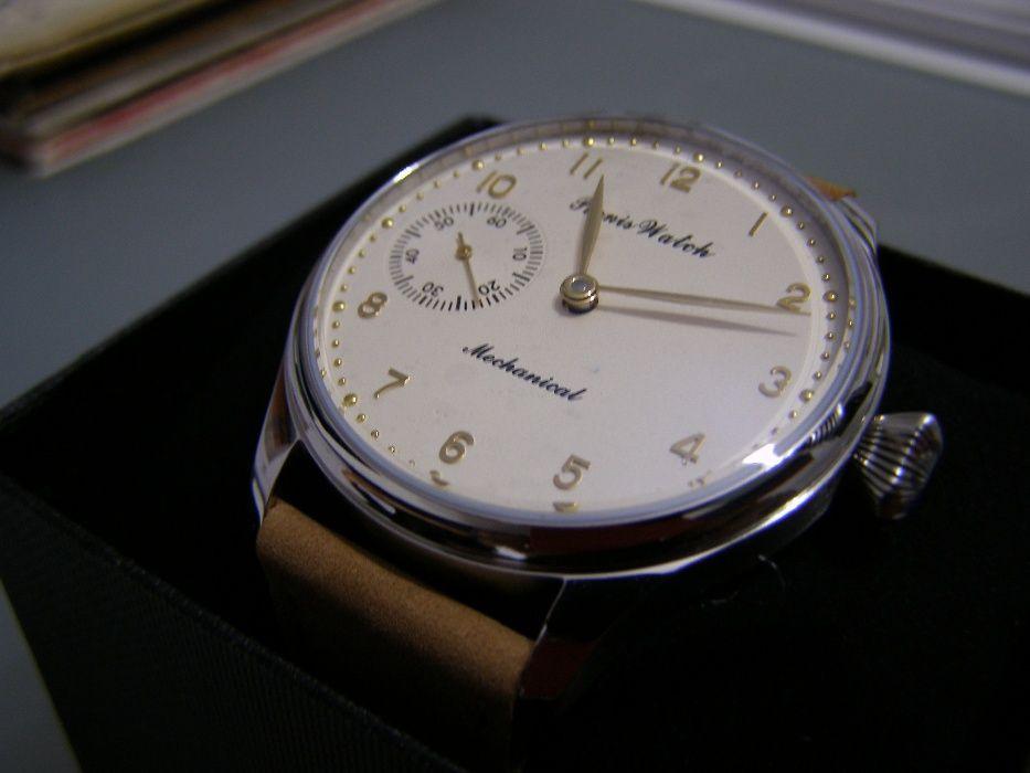 ceas de mana barbatesc mecanic Parnis nou Bucuresti - imagine 1