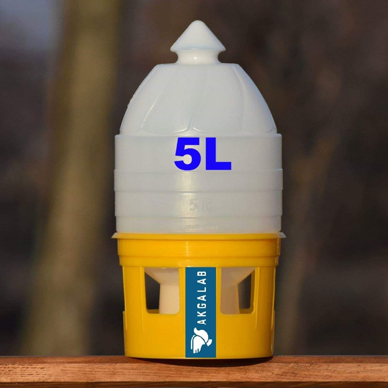 Поилка за птици/ Поилка за гълъби 10 литра ; 5 литра ; 3 литра ; 1 лт