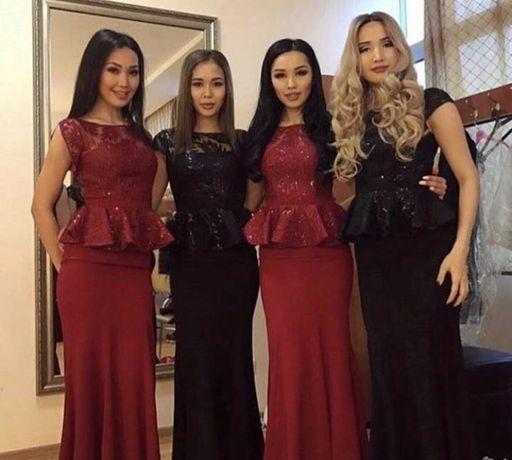 Продам красное точ такое платье !!!