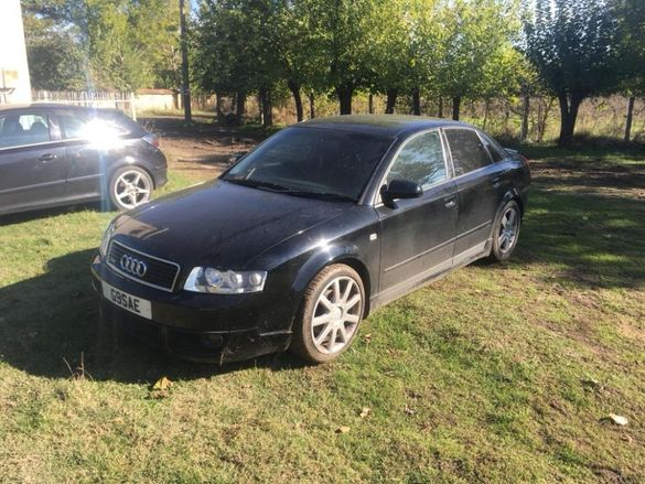 Audi A4 B6 1.8T AJM Ауди а4 б6 1.8Т АЖМ с-лине куатро на части