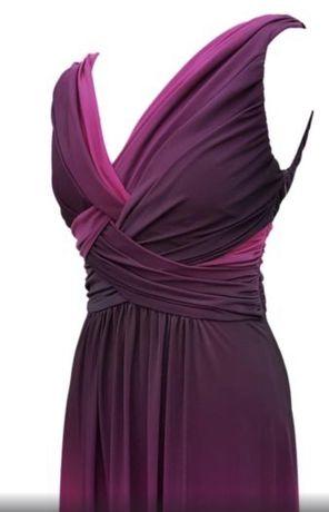 Красивые Вечерние платья в пол 46-48р.