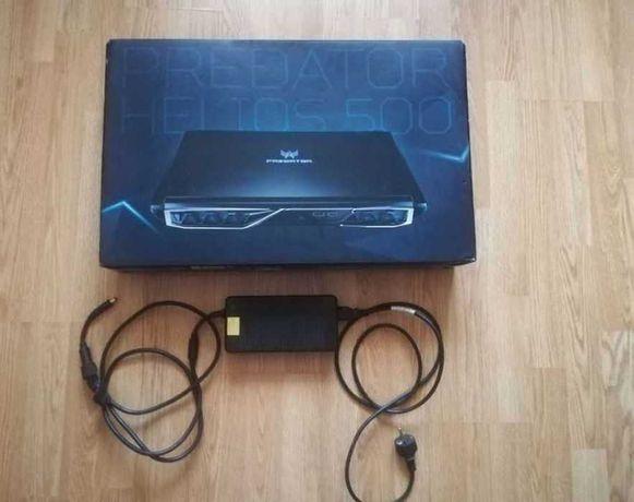 Predator Helios 500 i7 GTX 1070 8Гб озу 16Гб SSD 128GB thunderbolt 3
