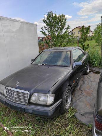 Dezmembrez Mercedes w124 CE coupe 200e 220e 230e 300e