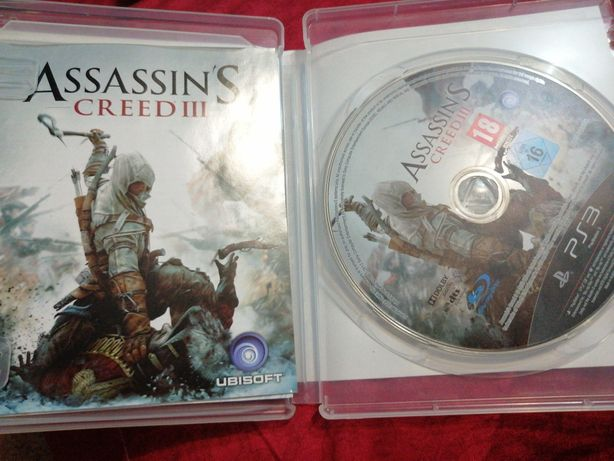 AssassinS Creed 3 pentru Ps3
