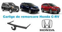 Carlige de remorcare omologate RAR Honda CR-V - 5 ani garantie