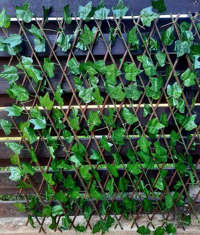 Gard viu artificial,extensibil/Covor verdeata feriga,merisor