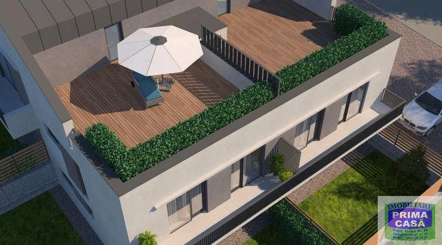 Penthouse Zona Drurelax 150mp construit cu terase 120.000E