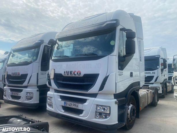 Iveco Stralis 480 Euro 6 Fabricatie 2016