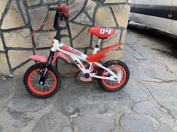"Bicicleta copii Spike Flash roti 12"""