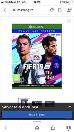 Joc FIFA 19 Champions Edition pentru Xbox One