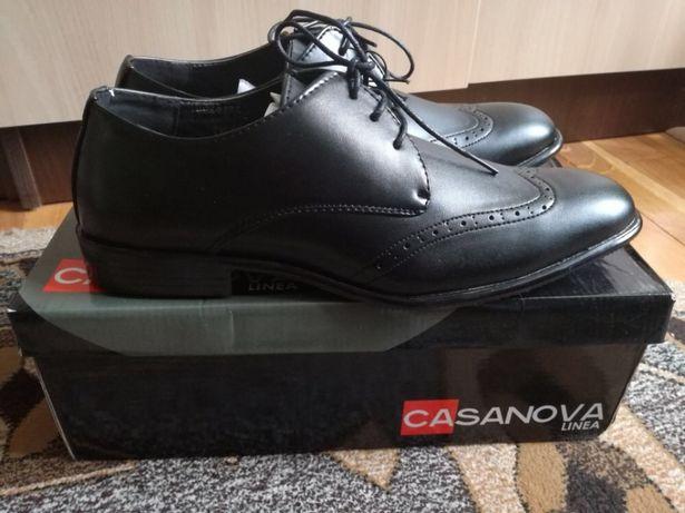 Pantofi barbati Casanova Milano
