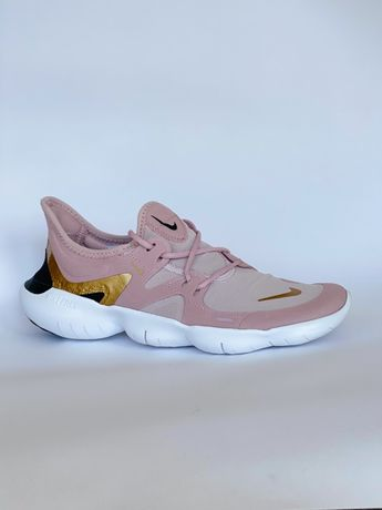 Нов Модел! Оригинални Nike Уникално Удобни Леки 5.0 Free Run 38.5