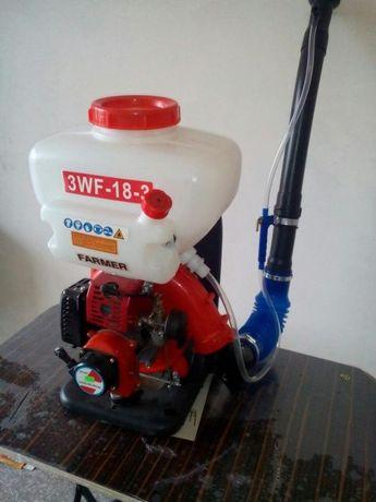 Бензинова пръскачка-с помпа за високо(дръвчета)