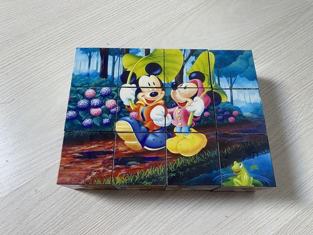 Lot 3 jocuri cuburi puzzle
