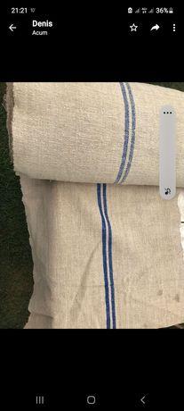 Panza sac canepa tesuta