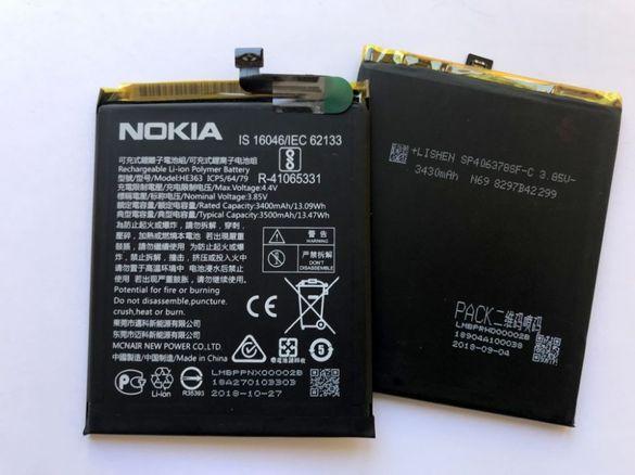 Оригинална Батерия Nokia за всички модели имам.