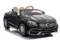 Masinuta electrica Mercedes S650 MAYBACH PREMIUM #Negru