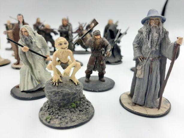 "Lot 19 ""soldatei""/ figurine din plumb LORD OF THE RINGS - de colectie-"