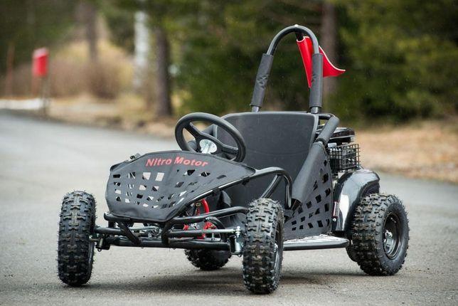 Buggy Nitro 80cc Kart Kids Import Germania Nou Cu Garantie