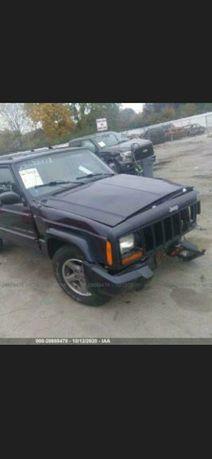 Jeep cherokee  dezmembrez diesel 2500