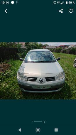 Dezmembrez Renault Megane 2 1.6 16v benzina sedan dezmembrari piese