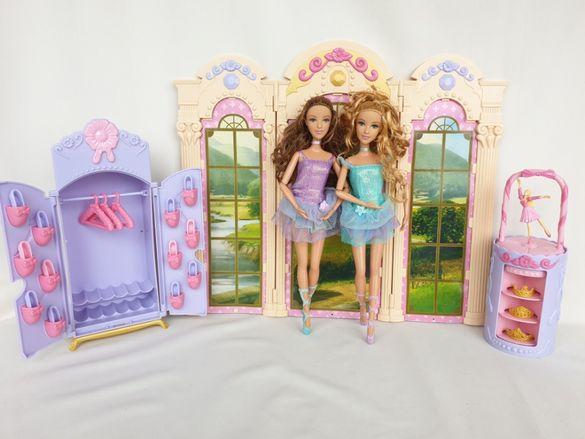 Балетно студио на Барби Barbie & the 12 Dancing Princesses