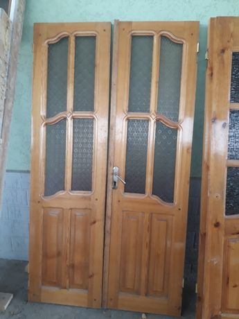 Двери 7штук межкомнатные