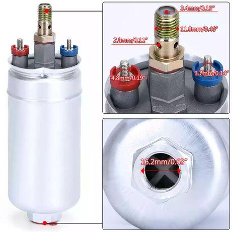 Бензинова помпа 044 с висок дебит 330 литра час горивна помпа външна