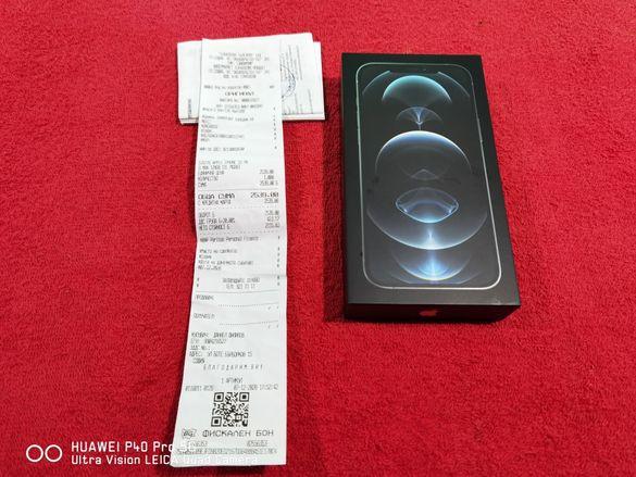 Apple iPhone 12 Pro Max 128gb Бял Чисто нов 24м.гаранция от Технополис