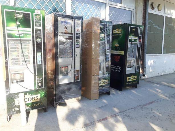 Automate cafea Spazio Necta revizonate cu garanție/ bacnotiera