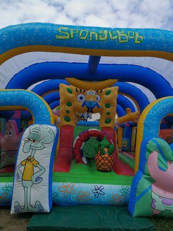Надуваема пързалка , Надуваем замък, Надуваем батут,Батут