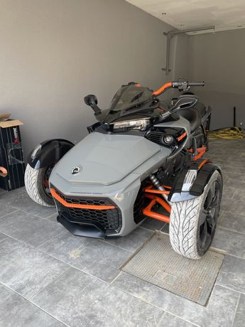 Can Am Spyder F3S 2021 Special Series