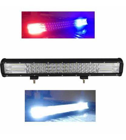 Led Bar 288w POLICE, Lumina 7D, Lumina Spot Si Flood Factura s