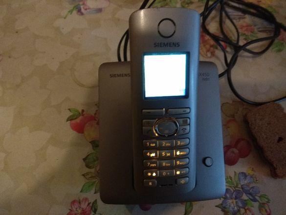 Сименс безжичен телефон