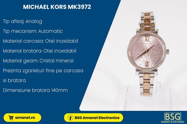 Ceas Michael kors MK3972 - BSG Amanet & Exchange
