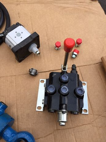 Distribuitor hidraulic cu 1 maneta
