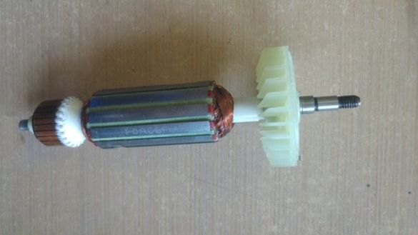 Ротор за ъглошлайф Метабо 6-115 Metabo w 6-115