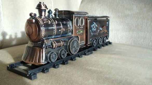 Влакче Old train със газова запалка